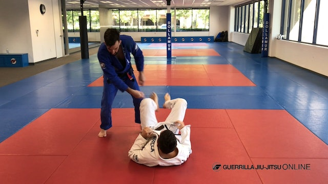 Closed Guard Safety - Do's and Dont's