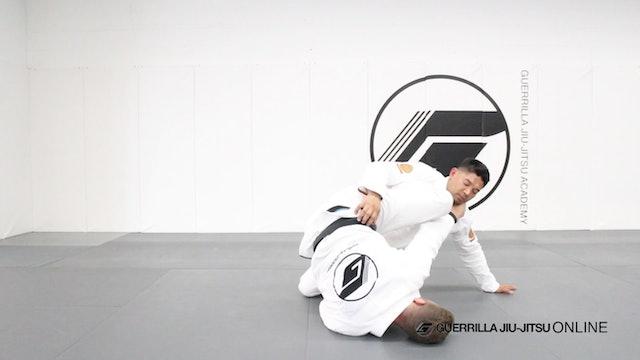 Half Guard Knee Shield