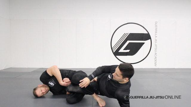 Shin to Shin Guard - Single Leg X Guard to X Guard Ankle Lock