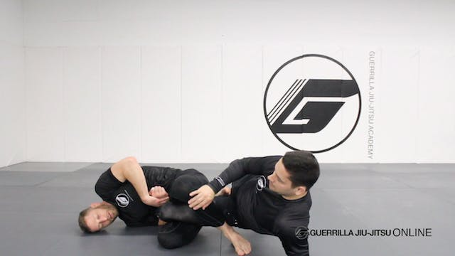 Shin to Shin Guard - Single Leg X Gua...