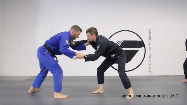 Judo Throws for Jiu-Jitsu - Sumi-Gaeshi Part 2