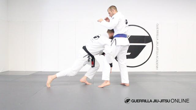 Level Change - Set Up Single Leg with...