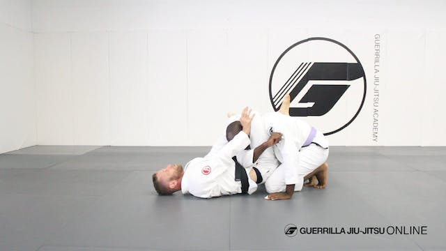 Triangle Choke Giants - Giant Killer ...
