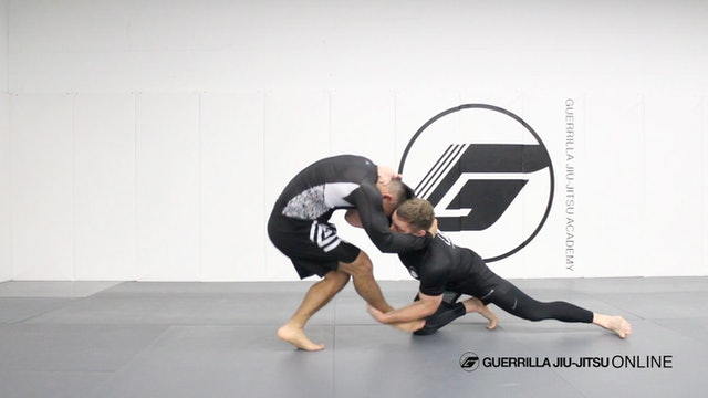 Front Headlock to Ankle Pick Takedown