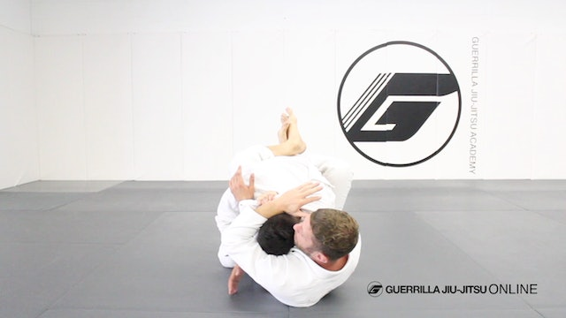 Closed Guard - Lapel Wrap System Part 2 - The Brabo Choke