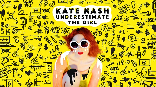Kate Nash: Underestimate the Girl at FilmBar