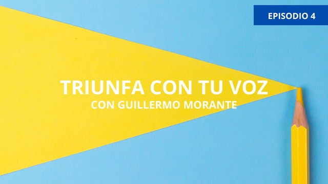 Consejos para modular tu Voz e Impactar a tu Audiencia con Guillermo Morante