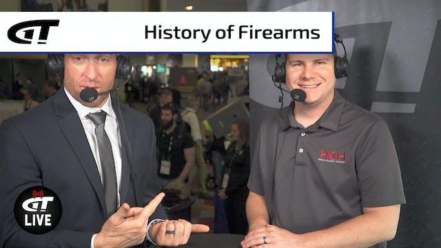 Firearms – Past, Present, and Future