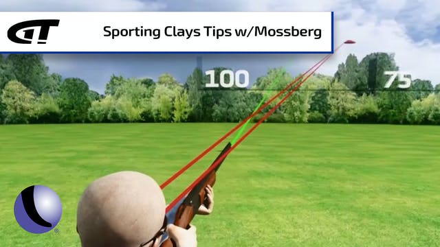 Tip for Shooting Sporting Clays