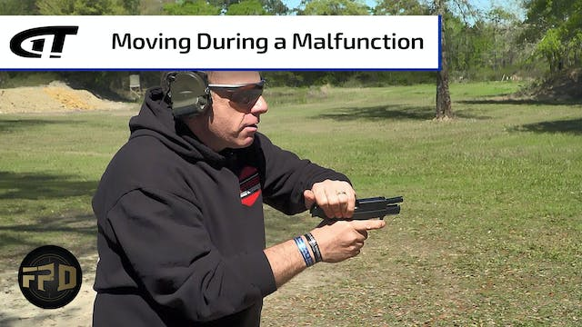 Keep Moving While Fixing a Malfunction