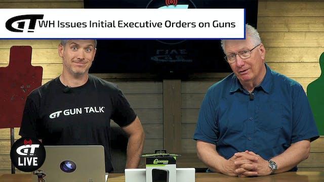 Biden's Executive Actions on Guns