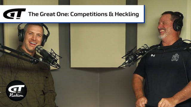 Competitive Heckling & Old School Com...