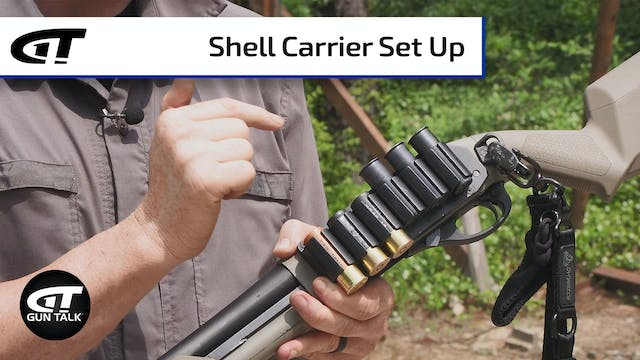 Home Defense Shotgun? Set Your Shells Up