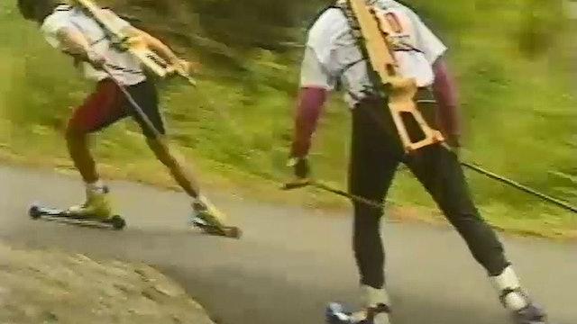 '93 Russia v U.S. Biathlon; Sporting Clays & Schwarzkopf