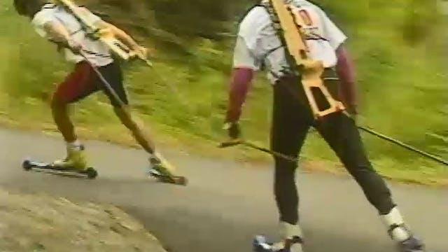 '93 Russia v U.S. Biathlon; Sporting ...