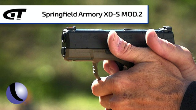 Springfield Armory XD-S Mod.2 is a Carry Upgrade