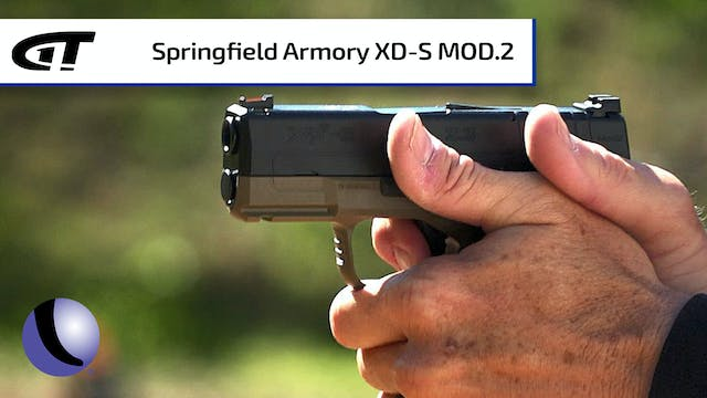 Springfield Armory XD-S Mod.2 is a Ca...