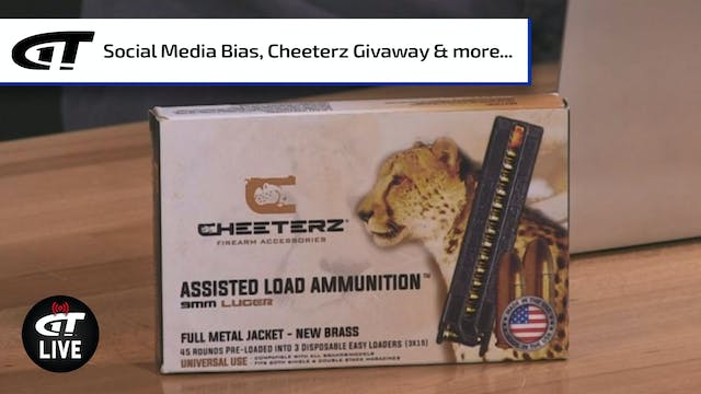 Social Media Bias; Concealed Carry Cl...