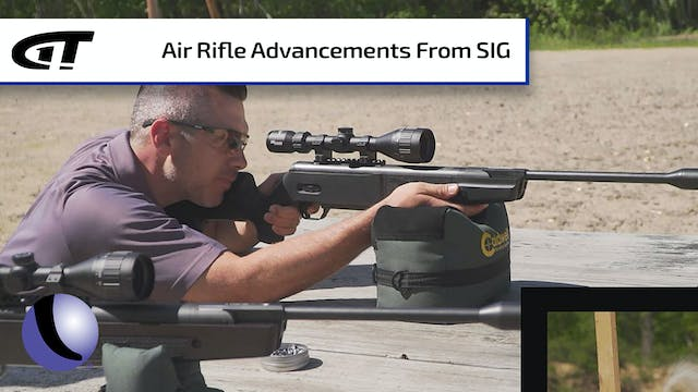 Air Rifle Advancements from SIG