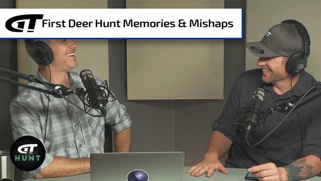 First Deer Stories; Airguns; Hunting Accidents