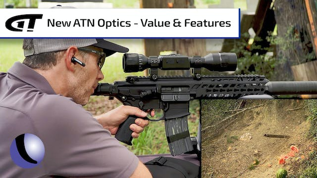 ATN's OTS LT and X-Sight LTV