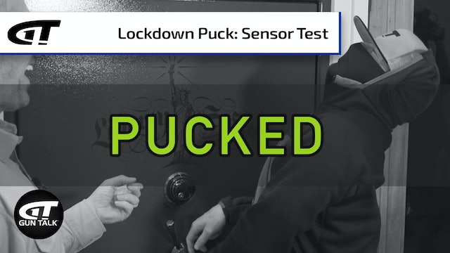 How Sensitive to Motion is the Lockdown Puck?