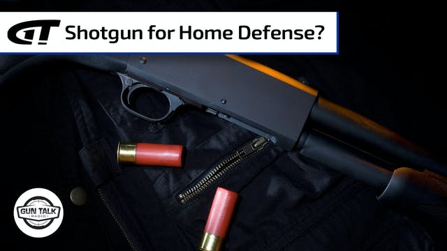 Is a Shotgun Any Good Home Defense?