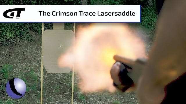Crimson Trace Lasersaddle For Mossber...