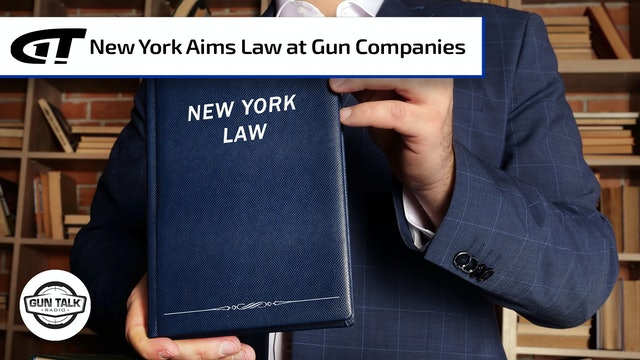 NSSF Fights NY on Public Nuisance Lawsuit Law