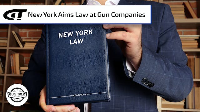 NSSF Fights NY on Public Nuisance Law...