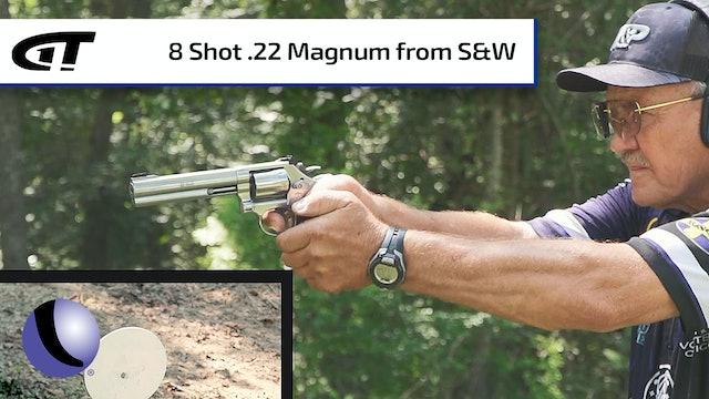 Hello Again! Smith & Wesson's 8-Shot M648 .22 Magnum