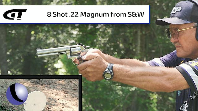 Hello Again! Smith & Wesson's 8-Shot ...