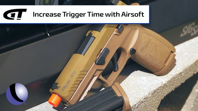 SIG Airsoft to Train and Learn Your Gun