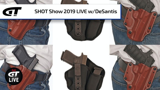 New DeSantis Holsters - Inner Piece 2.0, Viper 2.0, Variable 13