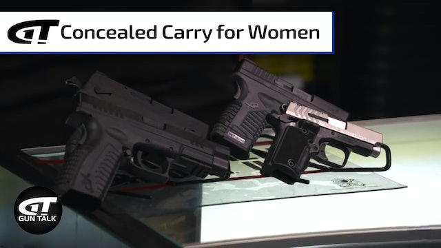 Gun 101: Concealed Carry Options for Women