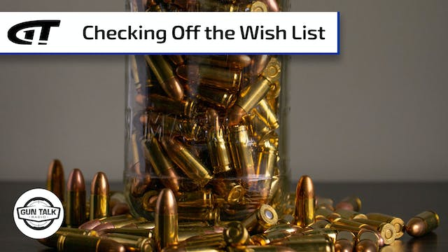 What's On Your Firearm Wish List for ...