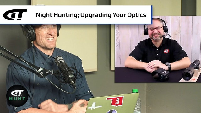 Intro to Night Hunting; ATN Upgrade Program