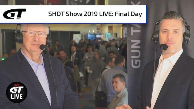 SHOT Show 2019 Final Day