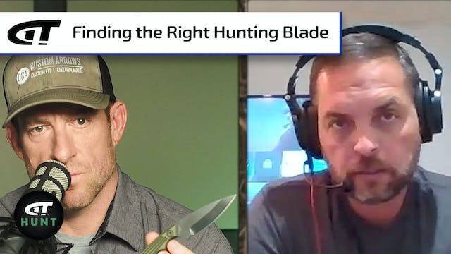 Art of the Hunting Blade