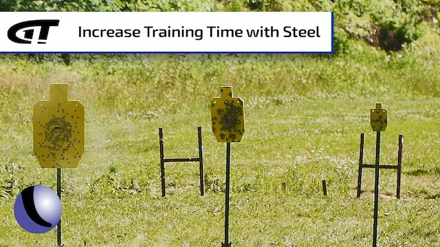 Train with AR500 Caldwell Steel Targets