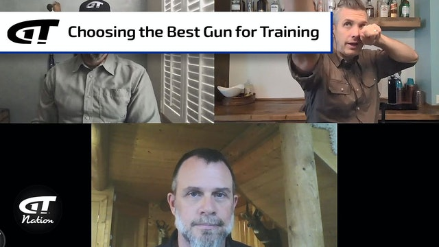 Dry Fire Drills; Worst Guns for Training; Predator Hunting