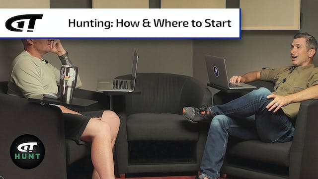 Premiere Episode! Welcoming New Hunters