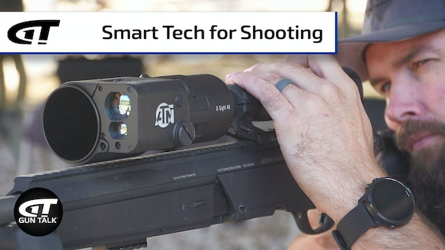 Using Technology to Shoot Longer Distances
