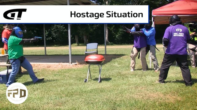 Hostage Taken at Local Park