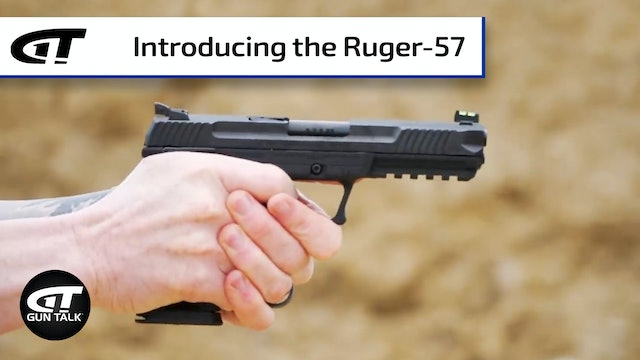 Meet the Ruger-57