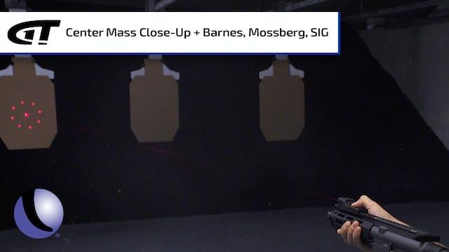 Center Mass Close Up - Full Episode