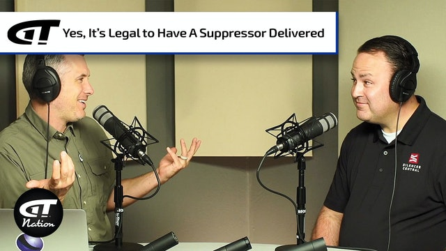 How To Get a Silencer Delivered to Your Home