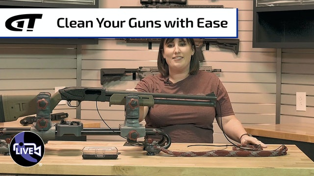 Easiest Gun Cleaning EVER