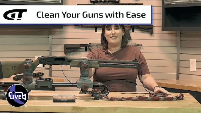 Easiest Gun Cleaning EVER