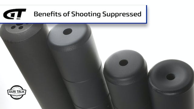 Every Gun Owner Should Have a Suppressor